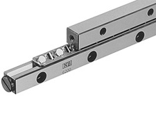 Linear Bearings & Guides - crossed roller