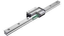 Linear Bearing and Guide
