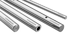 Linear Bearings & Guides - Round Shafting