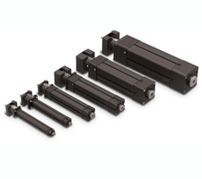 RSA Electric Linear Rod Actuators