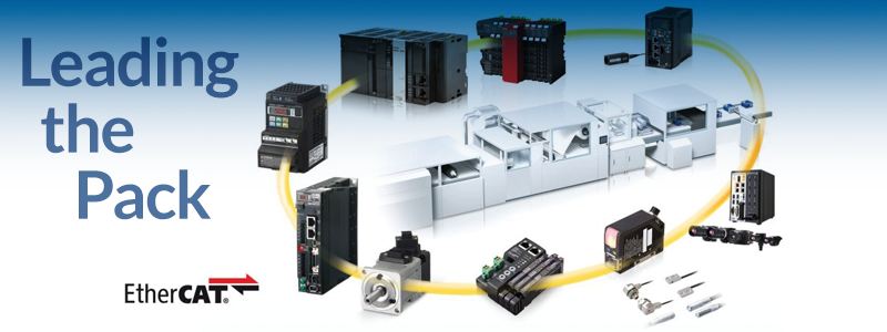 EtherCAT draws ahead in the industrial ethernet competition