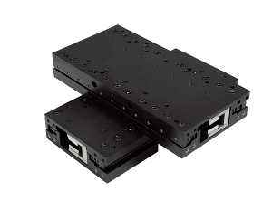 XY stacked Lassen linear motor stage