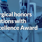Intuitive Surgical Award