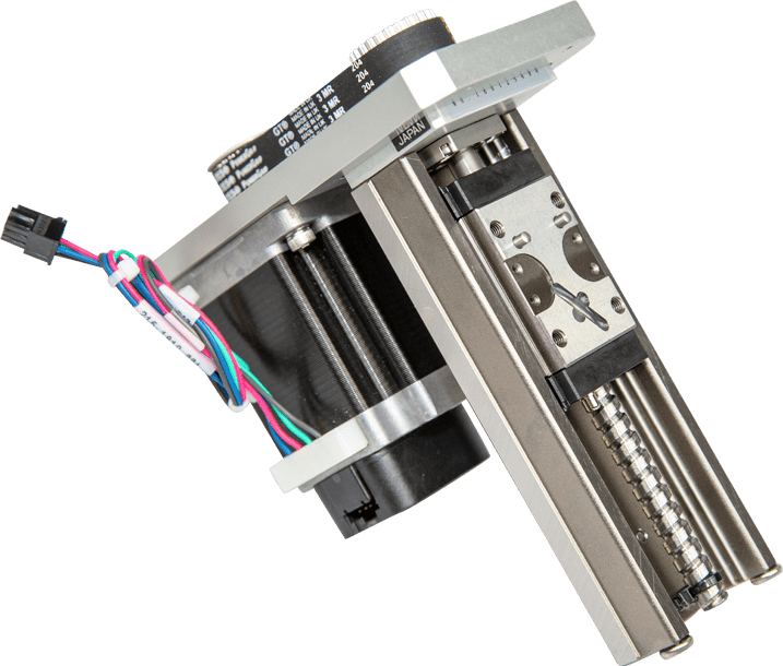 Linear Actuator for Force-Control Application